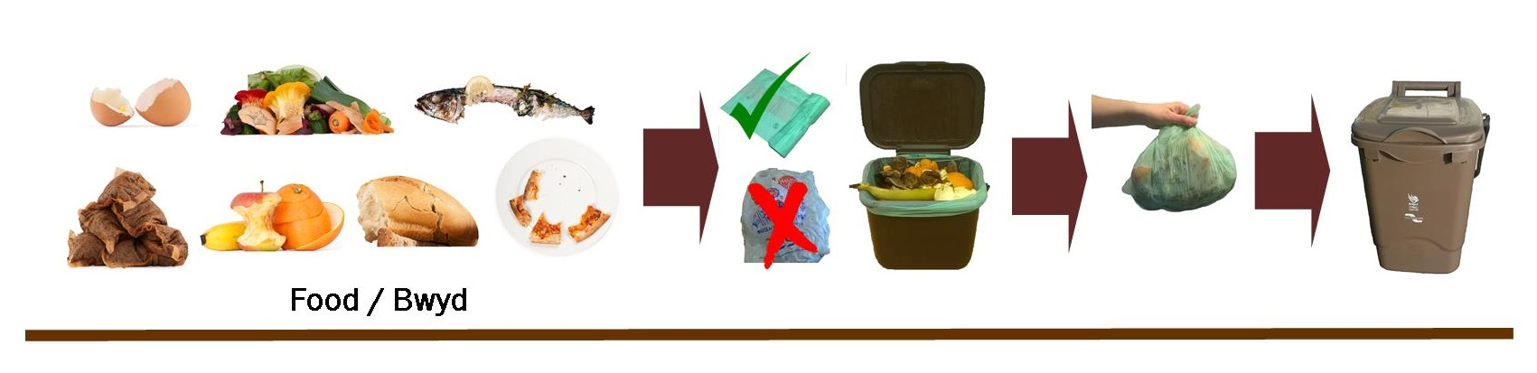 Food box graphic for web