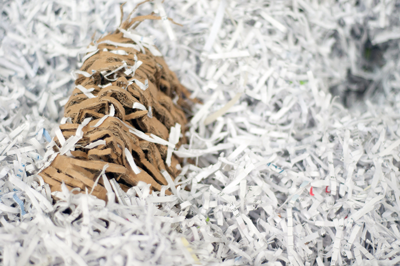 Paper Recycling at Wastesavers