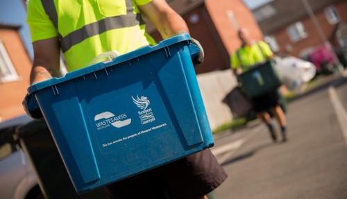 recycling box newport