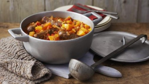 sausage-pumpkin-stew